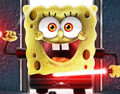 Dark Side SpongeBob