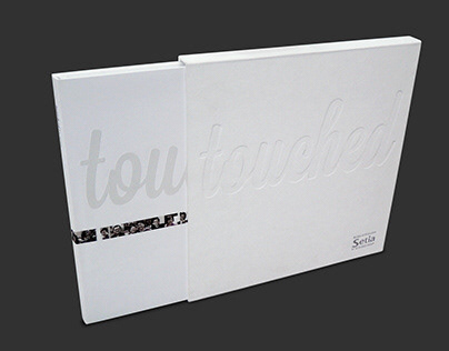 Touched by Setia - Book Design