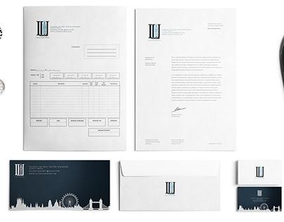 Branding Project - Corporate Identity - LLJ-