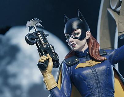 DC Batgirl Fanart