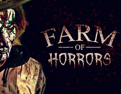 Farm of Horrors | Logo & Website Design