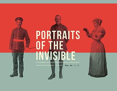 Portraits of the Invisible