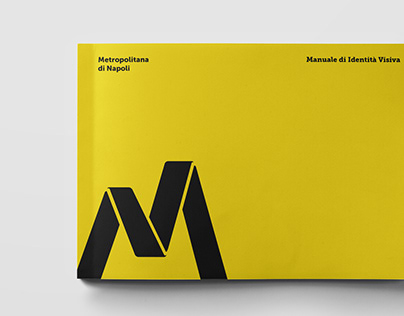 Metropolitana di Napoli - A new brand identity