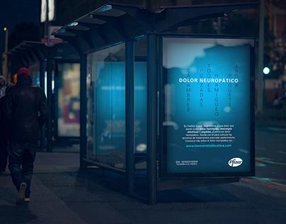 Campaña Lyrica - Pfizer