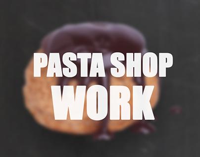 Pasta Shop - Posters