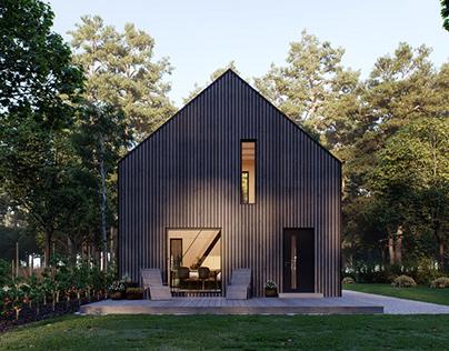Modulo House - Small House, Big Idea