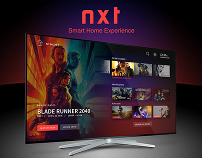 NXT - Smart Home Experience