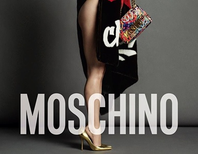 Following up a #gold-filled preview, more @moschino