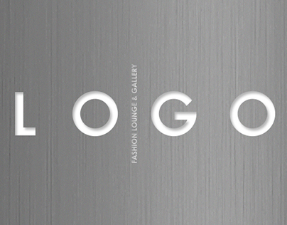 LOGO Fashion and Gallery's Promotional Designs