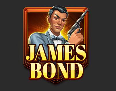 James Bond 007 slots game
