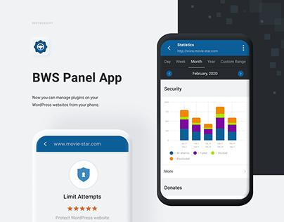 BWS Panel App