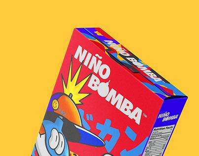Niño Bomba Vol. 1