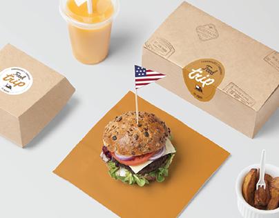 Branding for Food Trip - Foodtruck