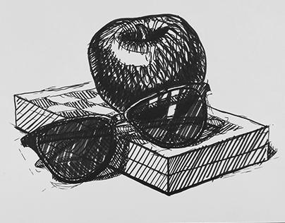Sketches of Ordinary Scenes