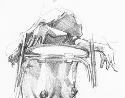 Life Drawings Vol.2