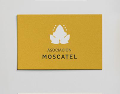 'Asociación Moscatel' Branding