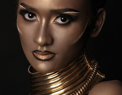 """ FANTASY "" by KIMBERRY and HONGSAWADEE makeup artist"