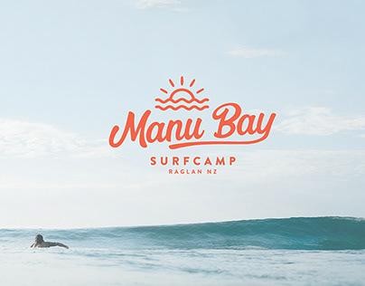 Manu Bay Surfcamp