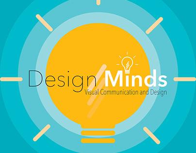 Design Minds Portfolio Showcase
