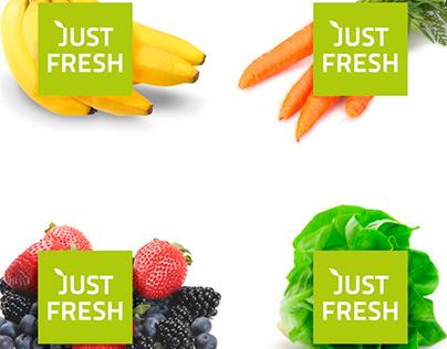 Just Fresh Branding