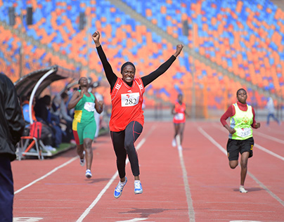 1st Pan Africa Games - Egypt 2020
