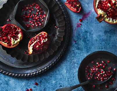 FOOD: Pomegranate