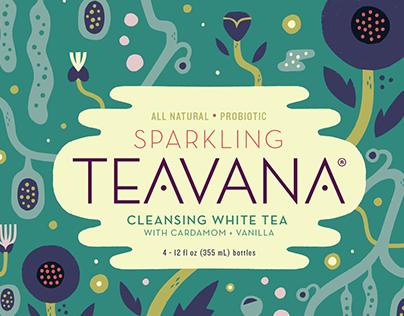 Teavana Rebrand