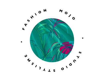 SiteWeb et branding - Fashion Mojo