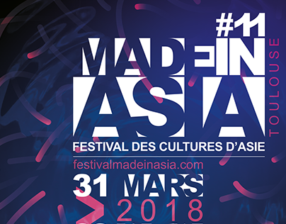 Festival Made in Asia 2018