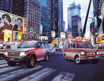 Toyota Prado / Ambulancias