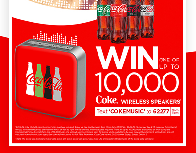 Coca-Cola: Giveaway Promotion Campaign