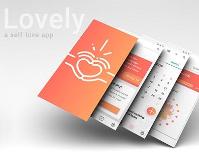 Lovely ~ self-love app