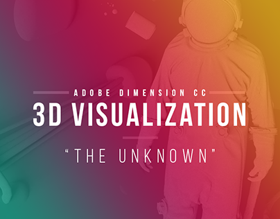 The Unknown: 3D Visualization