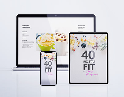 E-Book - Fit Recipes