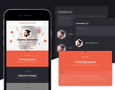 Constructor App
