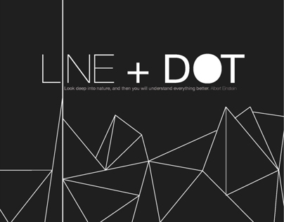 Line and Dot Exercise