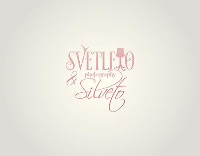 Svetleto Photography Logo Design