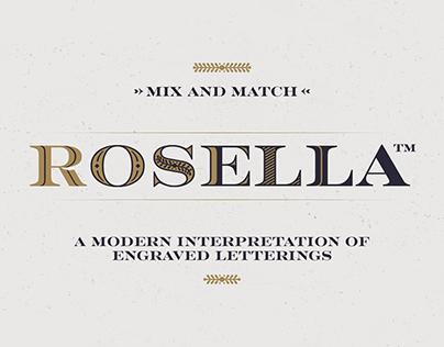 Rosella™ Type Family