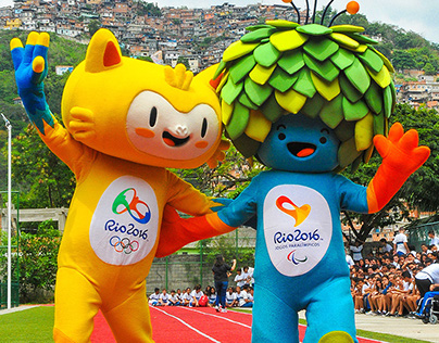 Rio 2016 Mascots Launch