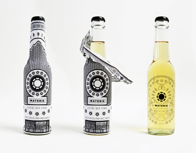 Materie - the new Winecocktail