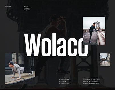Wolaco E-commerce Website