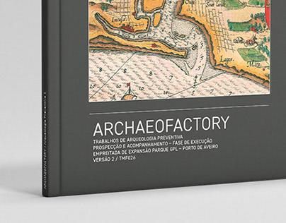 Paginação - Relatórios Arqueológicos - Porto de Aveiro