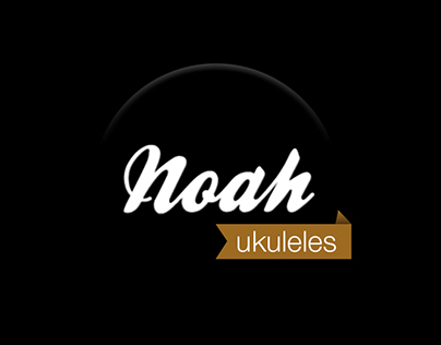 Noah Ukuleles (Web Design)