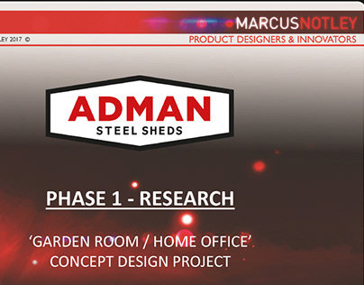 Research Presentation Sample, Garden Room Concepts