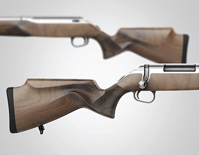 Limited Edition Hunting Rifle
