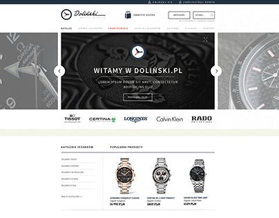 Zegarki Dolinski