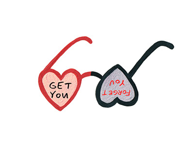 get you ❤️🖤 noʎ ʇǝƃɹoɟ