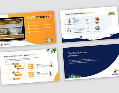 PDF and PowerPoint Presentation for Samba.ai