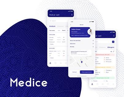 Medical Record App