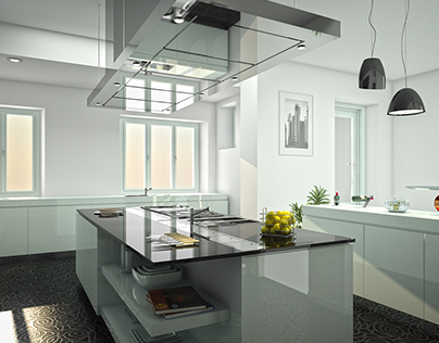 Matrix design kitchen
